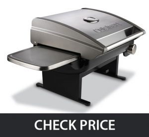 Cuisinart CGG-200 – Tabletop Gas Grill (All-Foods)