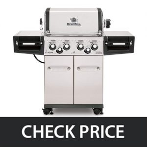 Broil King Regal S490 Pro- Propane Gas Grill