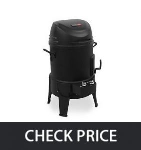 Char-Broil Grill – TRU-Infrared Smoker Roaster (Grill + Cover)