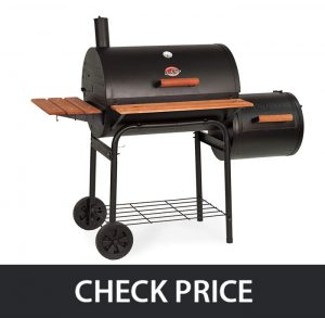 Char-Griller E1224 – Smokin Pro Charcoal Grill