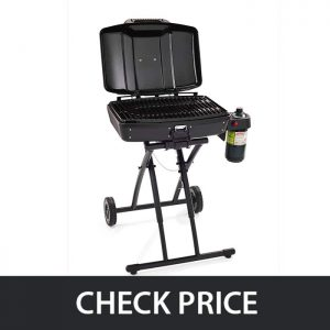 Coleman Sportster – Propane Grill Review