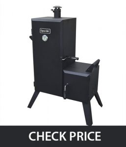 Dyna-Glo DGO1176BDC – Best Charcoal Offset Smoker