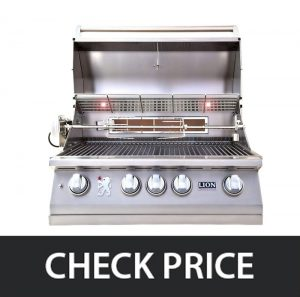Lion Premium Grills L75623 – Natural Gas Grill (Outdoor Party)
