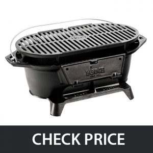 Lodge Sportsman's – for Picnics, Tailgating, Camping or Patio