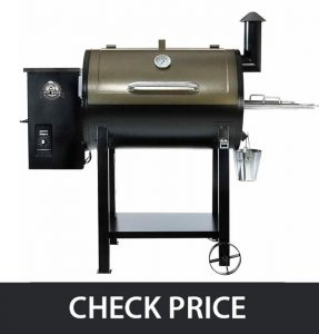 Pit Boss820 Deluxe – Best Pellet Grill Review