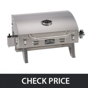 Smoke Hollow 205 – Stainless Steel Tabletop Grill Review