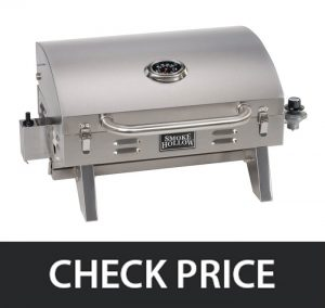 Smoke Hollow 205 – for Tailgating, Camping or any Outdoor Event Top most popular portable grill