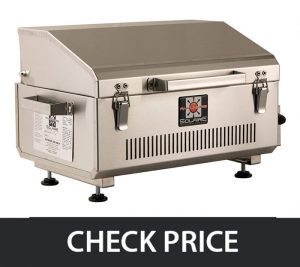 Solaire Grill – Portable Infrared Propane Gas Grill (Anywhere Grilling)