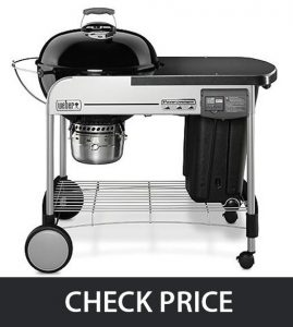 Weber 15501001 – Large Charcoal Grill Suited for BBQ Party