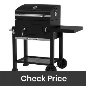 Expert Grill Heavy Duty 24 Inch Charcoal Grill
