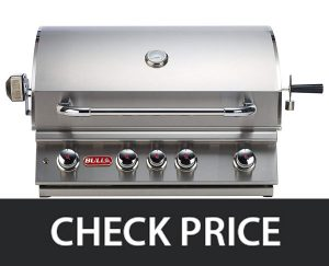 Bull Outdoor BBQ Grill - for Outdoor Kitchen Island