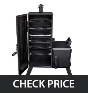 Dyna-Glo DGO1176BDC-D - Best Smoker for Competition BBQ