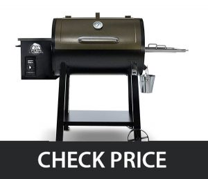 Pit Boss Grills 72440 - Deluxe Wood Pellet Grill