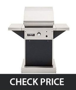 TEC Patio FR Infrared Grill - with Two Side Shelves