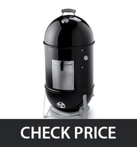 Weber Smokey Mountain Cooker - For Beef Jerky